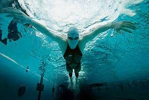 Olympic Swimmers Shattering Records in NASA-Tested Suit Swimmer's Ear