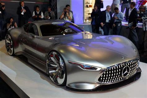 Mercedes-benz Amg Vision Gran Turismo Revealed