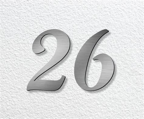 Hausnummer Schablonen Vorlagen by My Hausnummer De Die Hausnummer Als Schablone Oder 3d