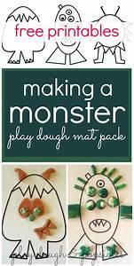 Indoor Aktivitäten Kinder : make a monster play dough mat pack inspired by children 39 s books plastisches gestalten kinder ~ Eleganceandgraceweddings.com Haus und Dekorationen