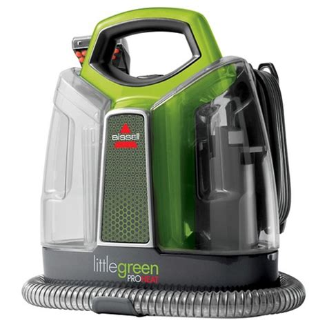 Bissell Upholstery Cleaner by Bissell 174 Green 174 Proheat Portable Upholstery And