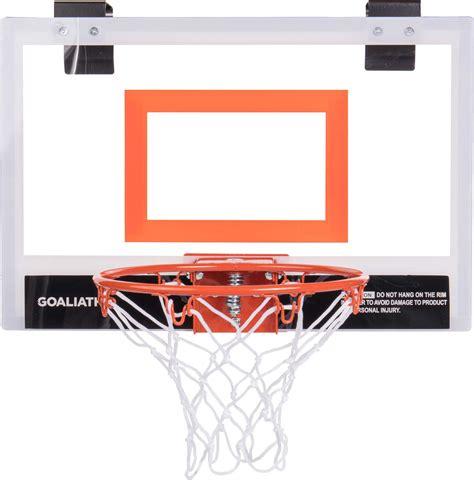 small basketball goal sport design the door basketball 2329