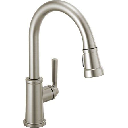 Peerless Kitchen Faucets At Walmart by Peerless Faucets Westchester Pull Single Handle