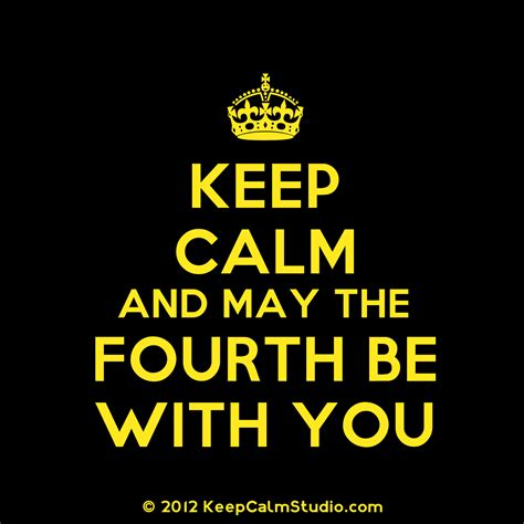 Mat The 4th Be With You - wars may 4th poster 19