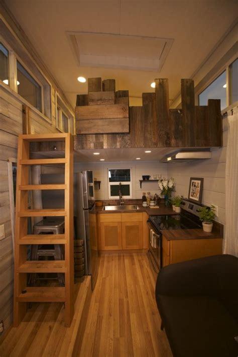 The Spa Tiny House with Transforming Bathroom/Sauna