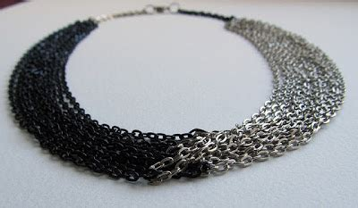 Really Easy Chain Necklace Tutorials ~ The Beading Gem's