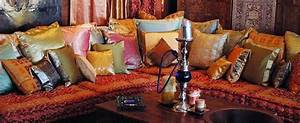 Indian Inspired Décor: Bedding, Furniture, Cushions