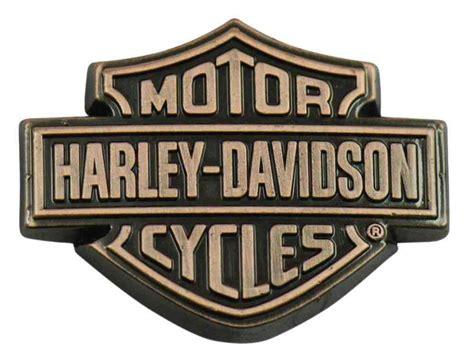 harley davidson pub harley davidson copper bar shield logo pin 1 5 x 1 inch
