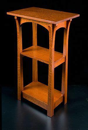 craftsman style side table craftsman furniture