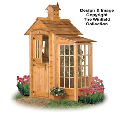 winfield collection garden shed accents plan