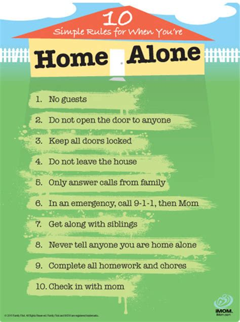 home  rules imom