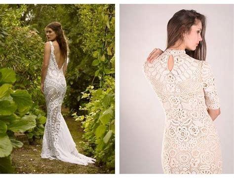 Crochet Wedding Dress Inspiration