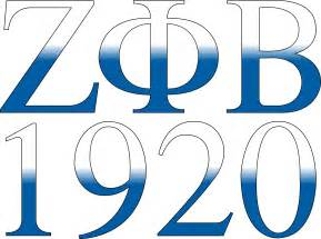 Zeta Phi Beta Sorority Logo