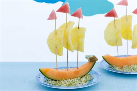 Watermelon Boats Play by Best 25 Pirate Ship Watermelon Ideas On How