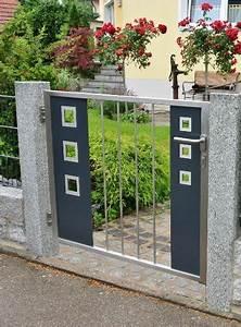Gartentor Edelstahl Modern : tore gallery ~ Orissabook.com Haus und Dekorationen