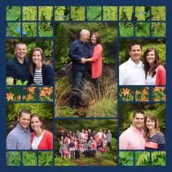 Family Portrait Collage Idea