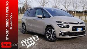 Grand C4 Picasso Shine : citroen grand c4 picasso 2017 test drive youtube ~ Gottalentnigeria.com Avis de Voitures