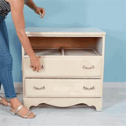 Dresser Bench Storage Drawers Into Remove Buzzfeed