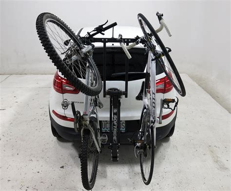 softride bike rack softride hang2 2 bike rack for 1 1 4 quot and 2 quot hitches