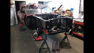 Installing Front Suspension From Laurel Mountain Mustang