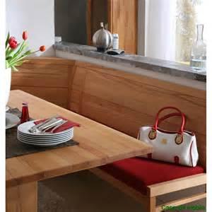esszimmer massivholz echtholz eckbankgruppe eckbank komplett 161x236 rotkernbuche massiv natur geölt casera