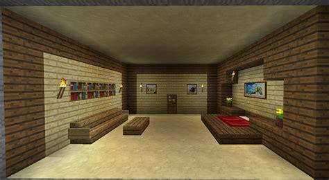 HD wallpapers deco interieur maison moderne minecraft