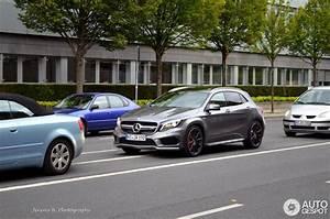 Mercedes Gla Blanc : mercedes benz gla 45 amg x156 24 ao t 2014 autogespot ~ Gottalentnigeria.com Avis de Voitures