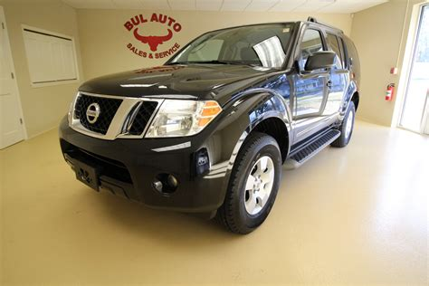 albany nissan dealers 2011 nissan pathfinder s 4wd stock 16053 for