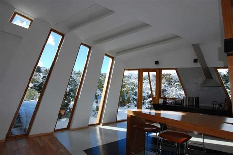 home interior window design dynamic architecture ribbon holiday house by g2 estudio home reviews