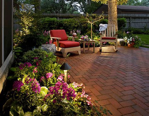 Ideas For Backyards by Exclusive Landscaping Ideas To Fit Your Low Budget