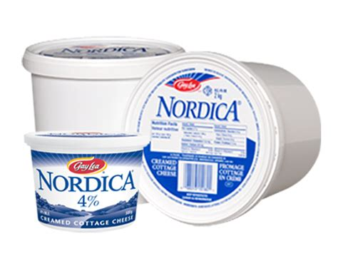 cottage cheese brands nordica cottage cheese lea