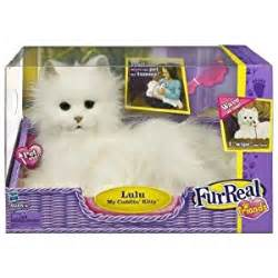 toys r us cat furreal friends lulu my cuddlin kitty cat
