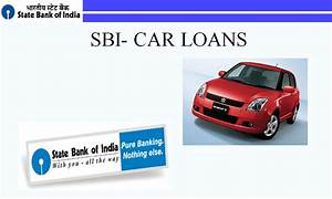 sbi car loan details and documents required to be With no documentation loan near me