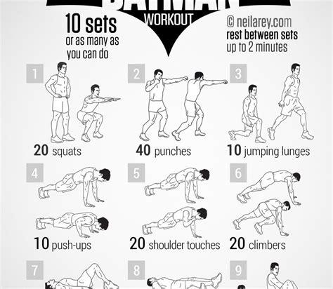 Exercice De Musculation à Imprimer