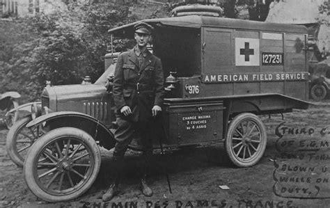 Model T Ambulance by Model T Ford Forum Wwi Model T Ambulance Markings