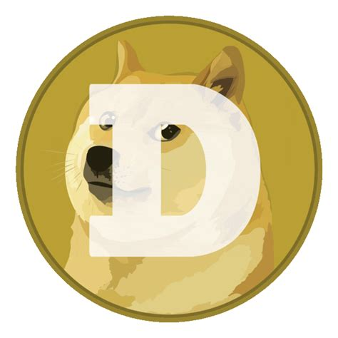 created  gif   super awesome spinning dogecoin