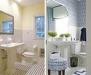 12 exemples « avant – après » pour un relooking maisons