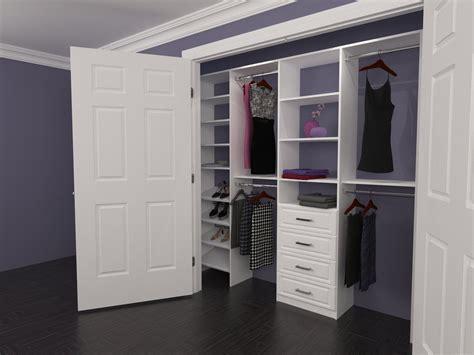 Closet Organizers : Custom Closet Organizers Inc Shelving Outlet
