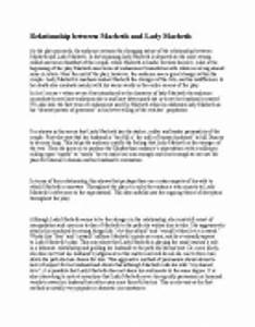 Macbeth Essay On Power Research Paper For English Macbeth Essays On  Macbeth Essays On Power And Ambition Quotes