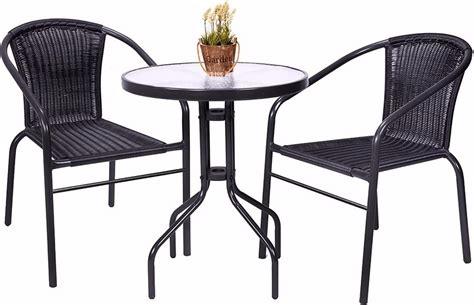 juego de jardin silla de ratan  mesa de exterior