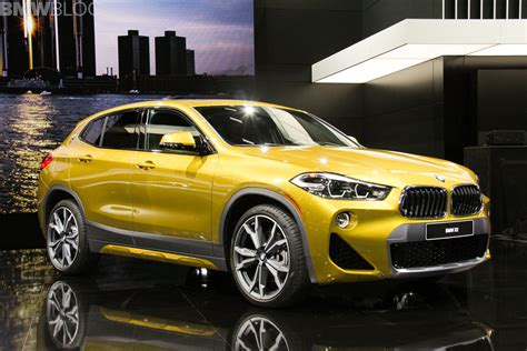 Bmw Detroit by 2018 Detroit Auto Show The New Bmw X2