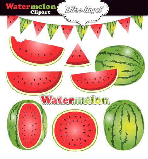 clipart frutta clipart di anguria frutta estiva clipart frutta fresca