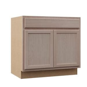 home depot kitchen sink cabinets assembled 36x34 5x24 in sink base kitchen cabinet in 7127