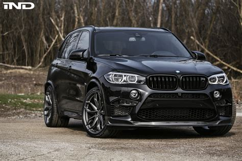 New Bmw X5 M by A Menacing Bmw X5 M Build By Ind Distribution