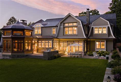 hilltop gambrel lda architecture  interiors