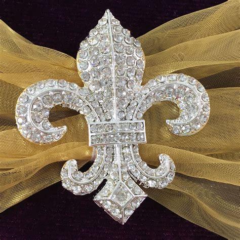 royal purple velvet fleur de lis embellished invitation box for wedding event invitations