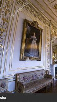 Interiors of Royal Palace, Brussels, Belgium – Stock ...