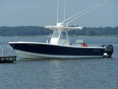 Used 26 Regulator Boats For Sale by 04 Regulator 26 For Sale Trade Reduced The Hull