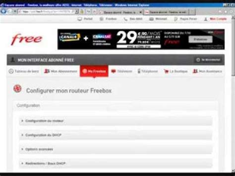 ouvrir port freebox tuto funnydog tv