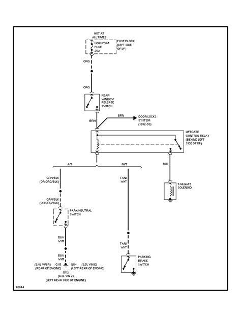 S10 Power Window Wiring Diagram by 92 Blazer Rear Window Button Blazer Forum Chevy